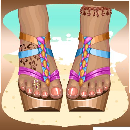 hot-beach-sandals