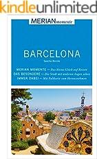 MERIAN momente Reiseführer Barcelona: MERIAN momente