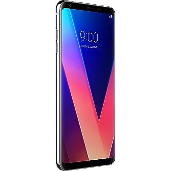 "LG V30 SIM única 4G 64GB Plata - Smartphone (15,2 cm (6""), 64 GB, 16 MP, Android, 7.1.2 Nougat, Plata)"