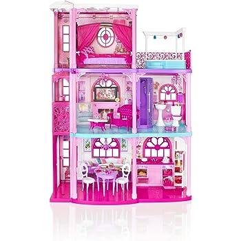 Barbie X3551 - Accessori bambola, La casa dei sogni di Barbie