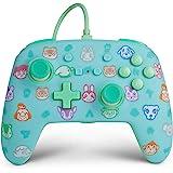 PowerA Controller Cablato Avanzato Per Nintendo Switch - Animal Crossing - Nintendo Switch