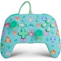 PowerA Enhanced Wired Controller for Nintendo Switch – Animal Crossing, Gamepad, Wired Video Game Controller, Gaming…