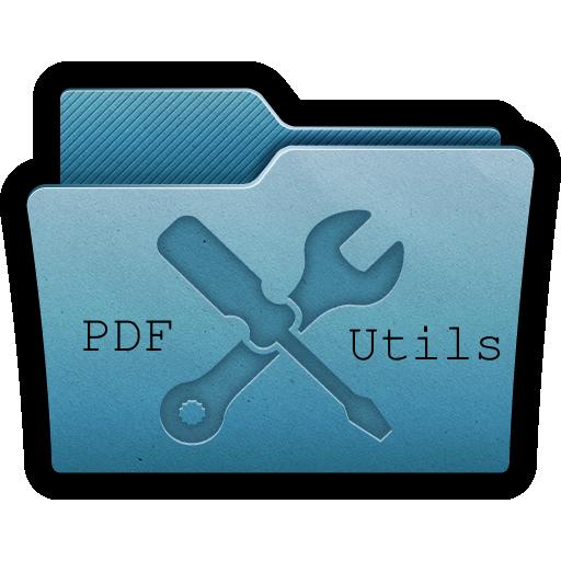 PDF Utils (Merge/Reorder/Split/Extract/Watermark)