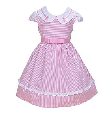 Kleid rosa 104