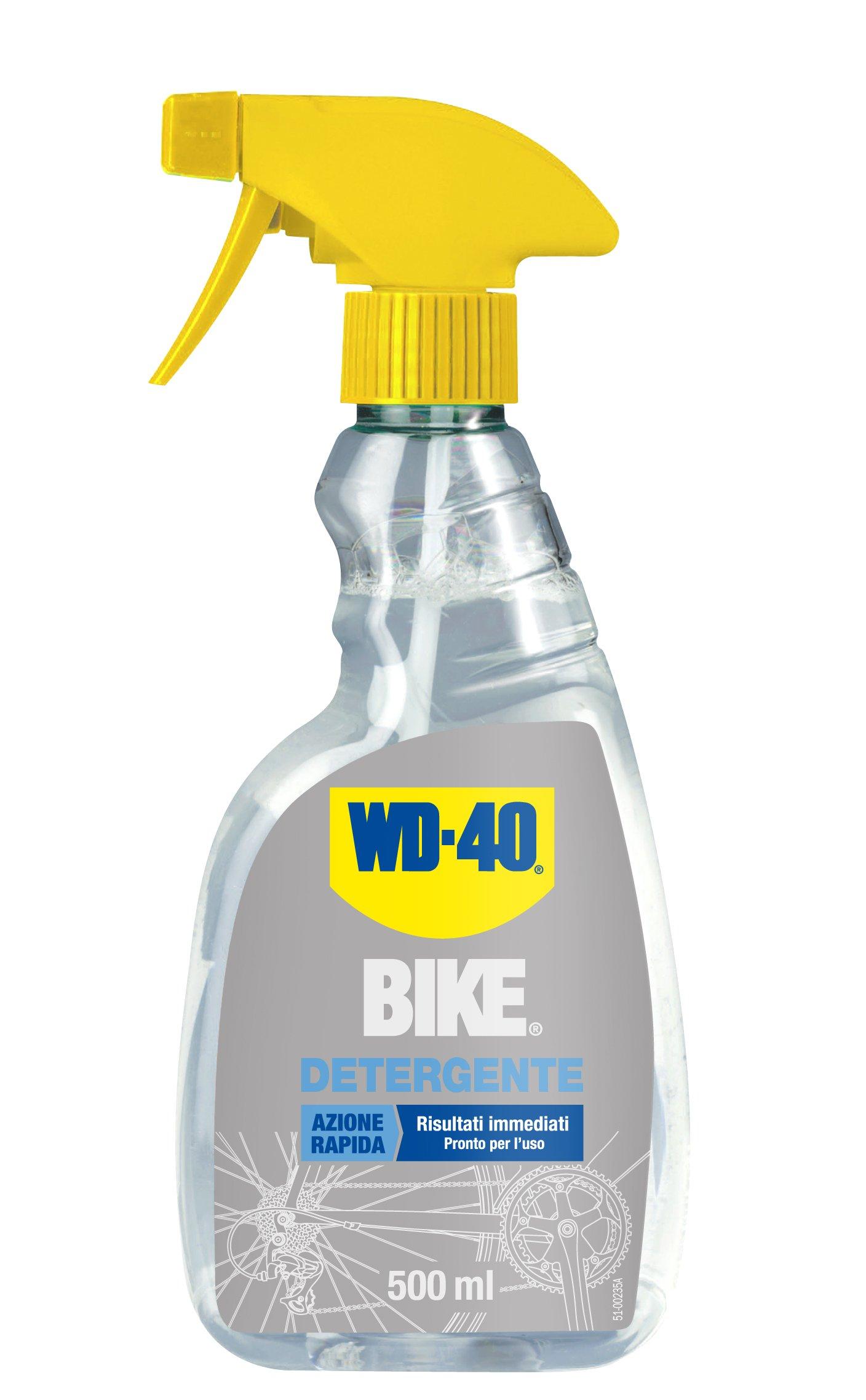 WD-40 Bike – Detergente Bici Spray ad Azione Rapida – 500 ml