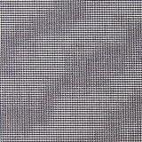 Unbekannt Mini Hahnentritt – schwarz/weiss — Meterware
