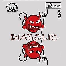 DER MATERIALSPEZIALIST-M der Materialspezialist Belag Diabolic inkl. Klebefolie (Langnoppe)
