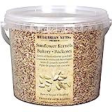 3 kg (5 L) Graines de tournesol décortiquées, qualité alimentaire, extra sélectionné, qualité supérieure traitée sur une trie