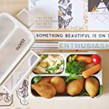 Petit Bento- 3 Compartment Lunch Boxes. Bento Box Lunchbox Snack Containers for Kids, Boys Girls Adults. School Daycare Meal