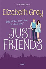 Just Friends (The Agency Book 1) Kindle Edition