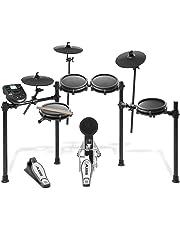 Alesis Nitro 8-Piece All-Mesh Electronic Drum Kit (Black)