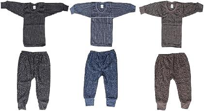 KrystleKids Thermal Suit Pack of 3