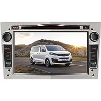AWESAFE Autoradio pour Opel Voiture GPS Navigateur 7 Pouces unité de tête stéréo Voiture 2 Din avec Lecteur de CD DVD…
