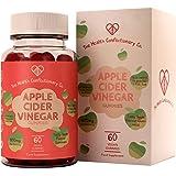 HCC Vinagre de Manzana Gominolas | 60 Gominolas Veganas con Concentrado de Remolacha, Ácido Fólico y Vitamina B12 | Apple Cid