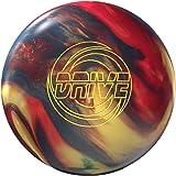 Storm Drive High Performance Bowling-Ball Bowling-Kugel mit viel Bogen Reaktiv Signature Linie mit EMAX Reiniger und Mikrofaserhandtuch
