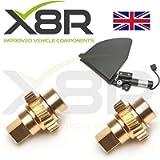 Astra TwinTop Roof Parcel Shelf Winglet Flap Motor Brass Gears CNC