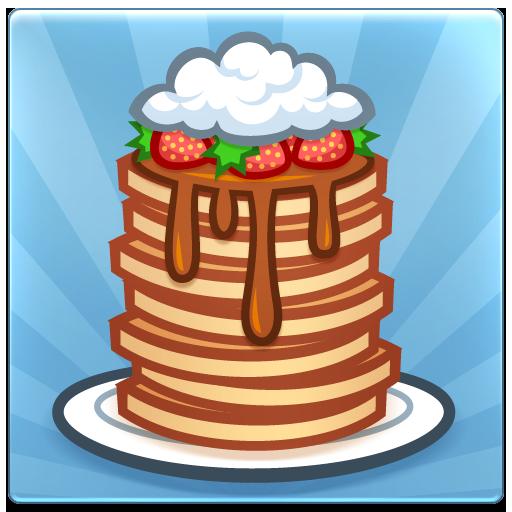 Pancakes!!! (Kostenlose Sky Burger)
