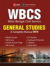 WBCS General Studies - A Complete Manual (Preliminary & Main)