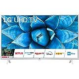 "LG 49UN73906LE.AEUD Smart TV LED Ultra HD 4K IPS 49"", Processore Quad Core 4K, Wi-Fi, AI ThinQ, HDR 10 Pro, Google Assistant"