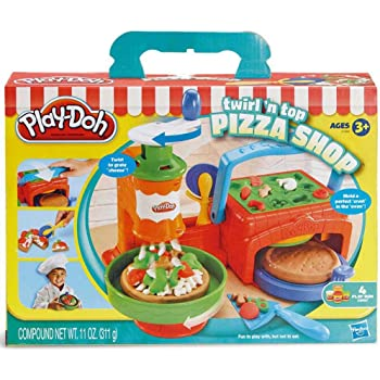 Hasbro Play-Doh Play-Doh B7418EU5 - La Pizzeria