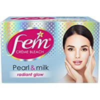 Fem Fairness Naturals Pearl Skin Bleach - 24g