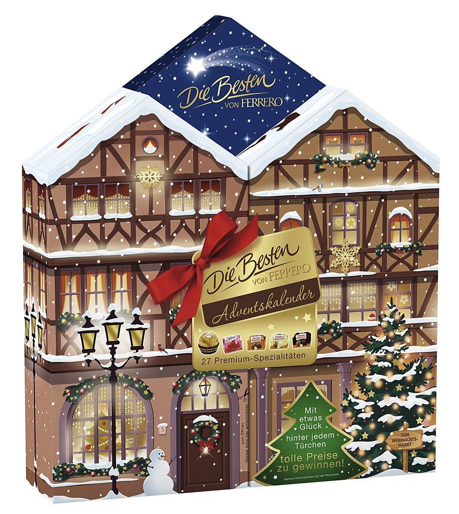 Calendario Avvento Ferrero.Ferrero Selezione Calendario Dell Avvento 276g