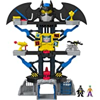 Fisher-Price Imaginext DC Super Friends Transforming Batcave Toy