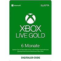 Xbox Live Gold Mitgliedschaft | 6 Monate | Xbox…