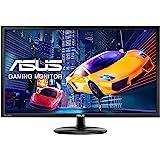 Asus 90LM03M0-B01170 VP28UQG Spelmonitor, 28 tum, (4K UHD, Adaptive Sync/FreeSync, HDMI, DisplayPort, Blåljusfilter, 1 ms Rea