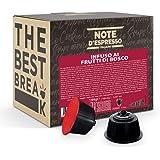 Note d'Espresso - Fruits Rouges - Capsules d'Infusion- Exclusivement Compatible avec les Machines NESCAFE* DOLCE GUSTO* - 48