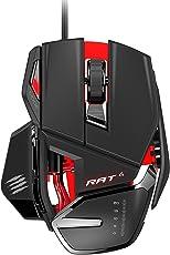 Mad Catz RAT 4 Gaming Maus für PC