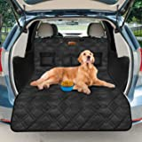 Looxmeer Universele Kofferbakbescherming voor Honden, Kofferbakhoes Kofferbakbeschermingsmat Hondendeken met Laaddrempelbesch
