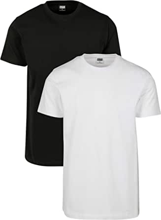 Urban Classics T-Shirt (Pacco da 2) Uomo