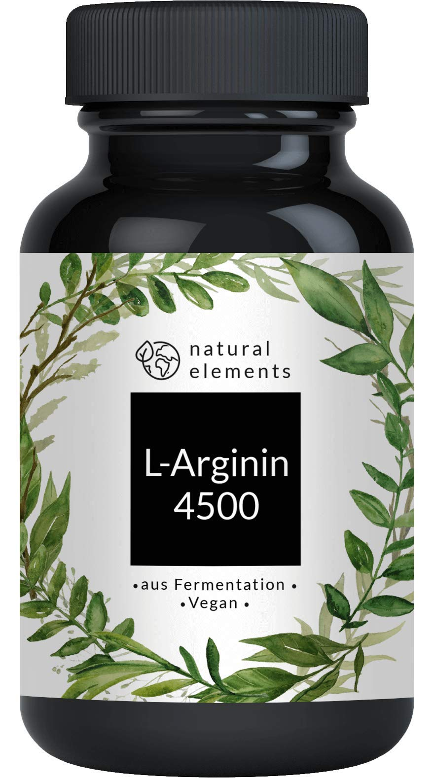 L-Arginin Natural Elements