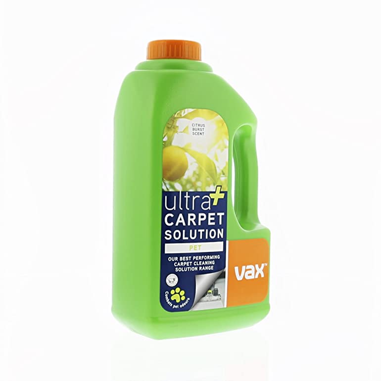 vax new ultra pet carpet cleaning solution 15 litre amazoncouk kitchen u0026 home
