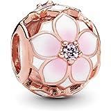 Pandora Femme Or jaune Charms et perles - 782087NBP