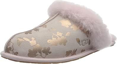 UGG Women's Scuffette Ii Floral Foil Slipper