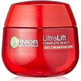 Garnier Ultra Lift komplett skönhet uppstramande, anti-aging-kräm mjukar rynkor, 1-pack (1 x 50 ml)