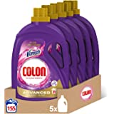 Colon Vanish Advanced - Detergente para lavadora con quitamanchas, adecuado para Ropa Blanca y de Color, Formato Gel - Pack d