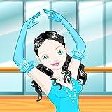 Dress Up Mädchen für Ballett