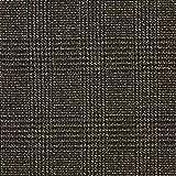 Fabulous Fabrics Anzugstoff Schurwolle Karo –