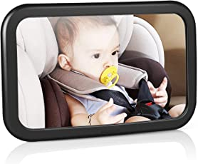 Spiegel Baby Auto : Amazon.de rücksitzspiegel für babys