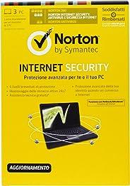 Norton Internet Security 2013 ITA 1 User 3 Lic MM UPG