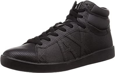 ARMANI EXCHANGE Scarpa Sneakers Uomo Nera