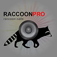 REAL Raccoon Calls & Raccoon Sounds for Raccoon Hunting - (ad free) BLUETOOTH COMPATIBLE