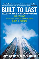 Built To Last: Successful Habits of Visionary Companies Hardcover