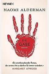 Die Gabe: Roman (German Edition) Kindle Edition