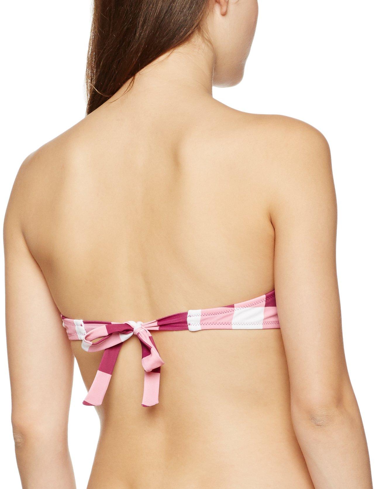 Tommy Hilfiger Helene Bandeau Top Bikini para Mujer