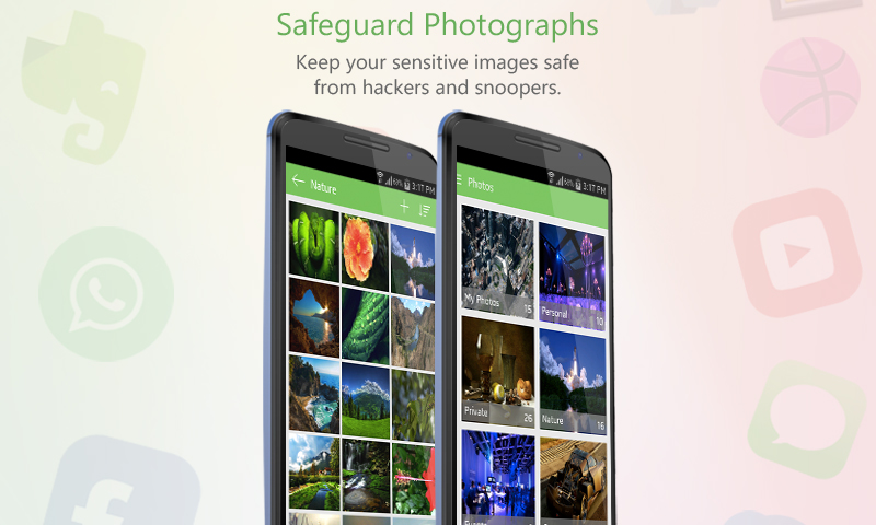 App Lock and Gallery Vault: Amazon co uk: Appstore for Android