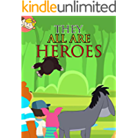 They all are heroes   English story books for Kids: Moral story books for kids